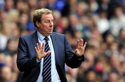 Harry Redknapp sacked by Birmingham
