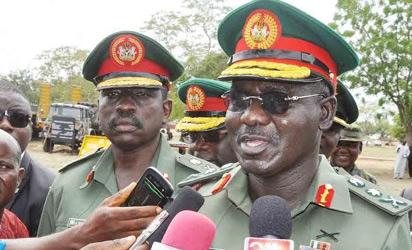 Buratai calls for support of Nigerians on security