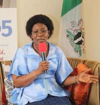 •Dame Edith Okowa