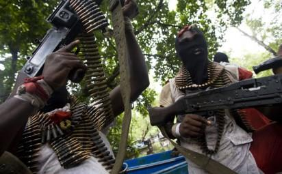 Militants ask FG to release licenses for 10 modular refineries
