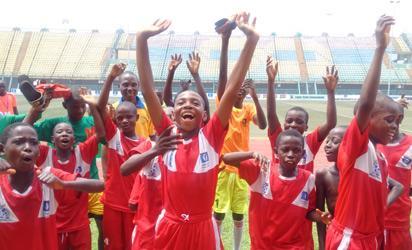 LGA Mohammed Kabir Primary School Kaduna kids