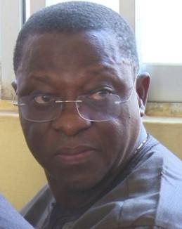 Senator Joshua Dariye