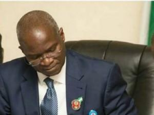 Minister of Power, Fashola