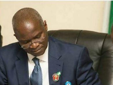 Minister of Power, Fashola