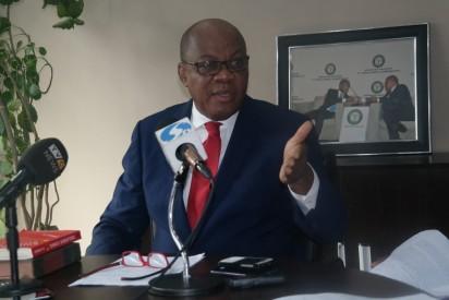 Dr. Olisa Agbakoba