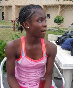 Nigerian tennis prodigy, Marylove Edwards, wins US trophy