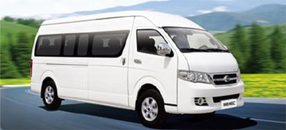 NAJA Awards: Hiace short-listed for  record time