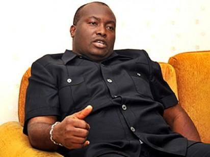 Just in: Ifeanyi Uba, Stella Oduah, others protest at Anambra PDP primaries