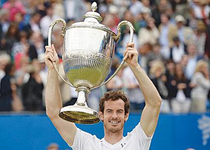 Champion: Murray