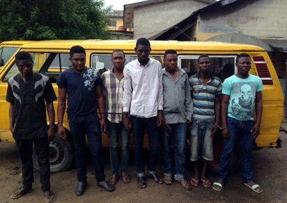 """""""One Chance'' robbery increases in Lagos"""