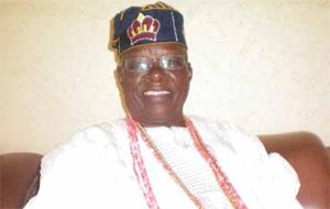 Akarigbo of Remoland, Oba Adeniyi Sonariwo