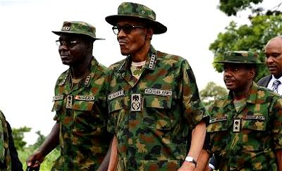 Positive Identification: Middle-Belt group lauds Buhari, Nigerian Army over operation to sanitize region