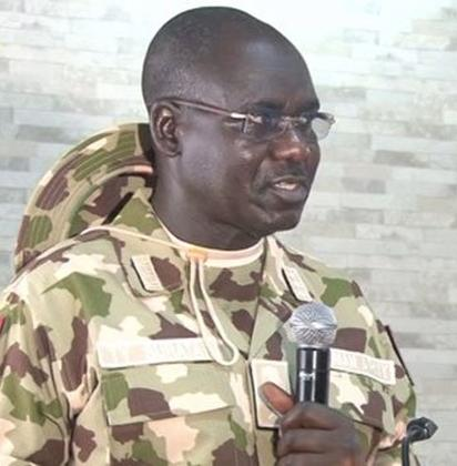 IPOB: Only FG has right to declare Kanu wanted – Buratai