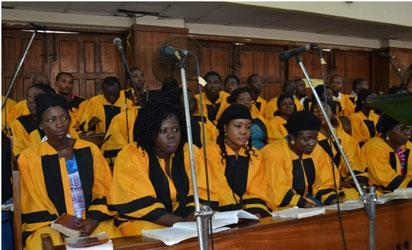 Choir of St. Paul Catholic church