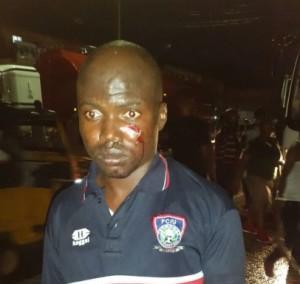 FC Ifeanyi Ubah fan allegedly injured by Heartland FC fans