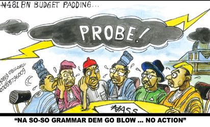 Budget-padding