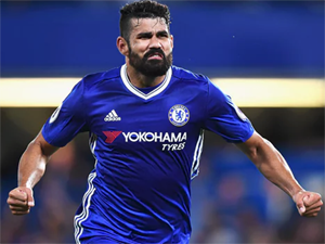 Costa delighted to be 'home' at Atletico