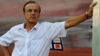 'Now there is organisation  Rohr has put a good Super Eagles team together'