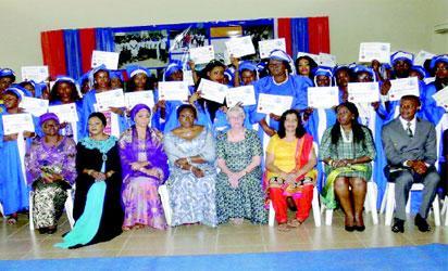 IWS celebrates its 17th Graduating Ceremony