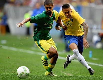 Brazil, Japan take friendly battle to France