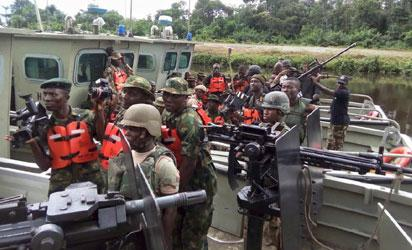 Storm, as Army sets up another Operation Python Dance in S-East