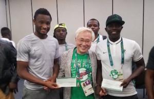Japanese billionaire redeems pledge to Dream Team VI
