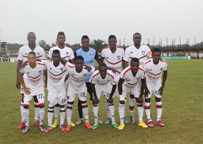 NPFL: Sunshine Stars whip FC IfeanyiUbah 4-0