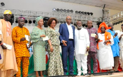 In his avowed determination to bring happiness to the doorsteps of the people of Ondo State, the State Governor, Dr Olusegun Mimiko says his administration has disbursed over N1.5bn to various groups under its micro credit scheme.