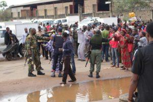 Edo Election: PDP supporters in mass protest