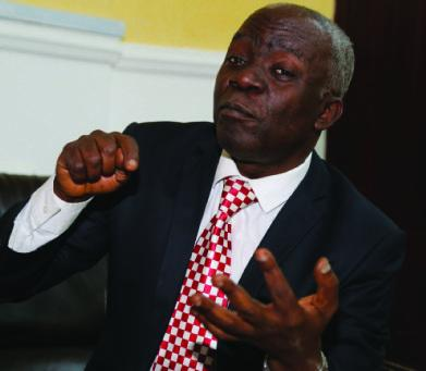 Buhari empoweredto deploy armed forces for 'suppression of insurrection' but … – Falana