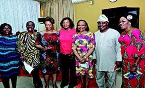 *From left, Dr S. Dutch, ED, Sure Foot Intl Sch, Calabar; Mrs Alero Ayida-Otobo, CEO, Incubator Africa Ltd; Mrs Bolaji Osime, ED, Global Intl Schs; Mrs Yinka Ogunde, Principal Consultant, Edumark Consult; Mrs Femi Ogunsanya, ED, Oxbridge Tutorial College; Dr. Leke Pitan, former Lagos State Commissioner for Education and  Mrs Debola Atoyebi, at an event in Lagos on Monday.