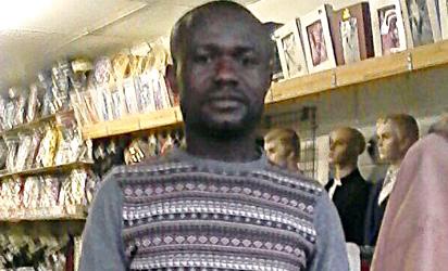 Kenneth Okafor
