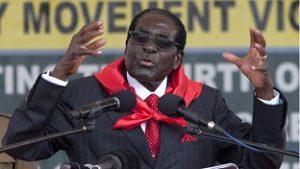 Robert Mugabe: Corruption costs $1billion yearly
