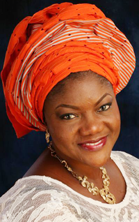 Mimiko:Outgoing first lady