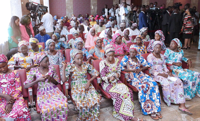 Marriage proposals from Boko Haram militants were frequent and forceful – Chibok girls' diary
