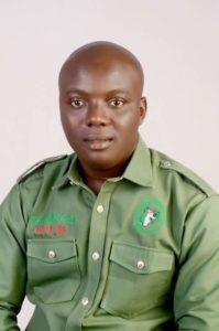 National President, NANS, Comrade Chinonso Obasi (IBB)