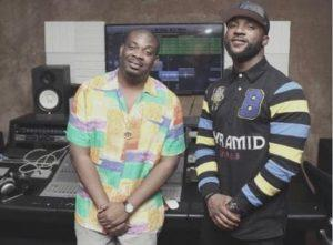 Mavin Activated! @DonJazzy Signs @Iyanya To @MAVINRECORDS !