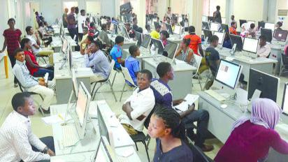 'Jamb cut-off mark  in the 90s, the minimum requirement was 180 but instead …'