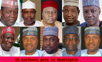 Northern governors‎ to reinvigorate Bank of the North — Ganduje