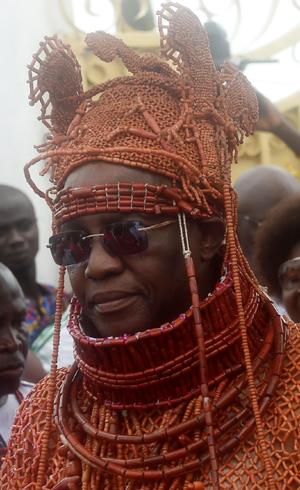Oba Ewuare's anniversary:  Deputy Gov, Eguavoen shine in  novelty match