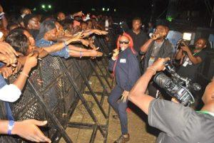 When Star Music shook Calabar with Phyno, M.I, Sound Sultan, Chidinma, Cynthia Morgan and Burna Boy