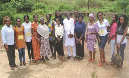• The writers at Ijagba