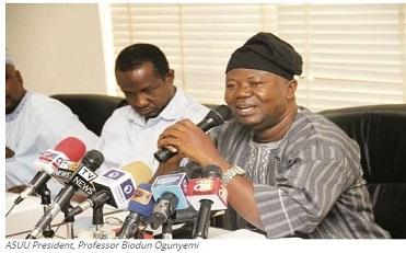 ASUU strike: Univ. of Ibadan directs members to resume