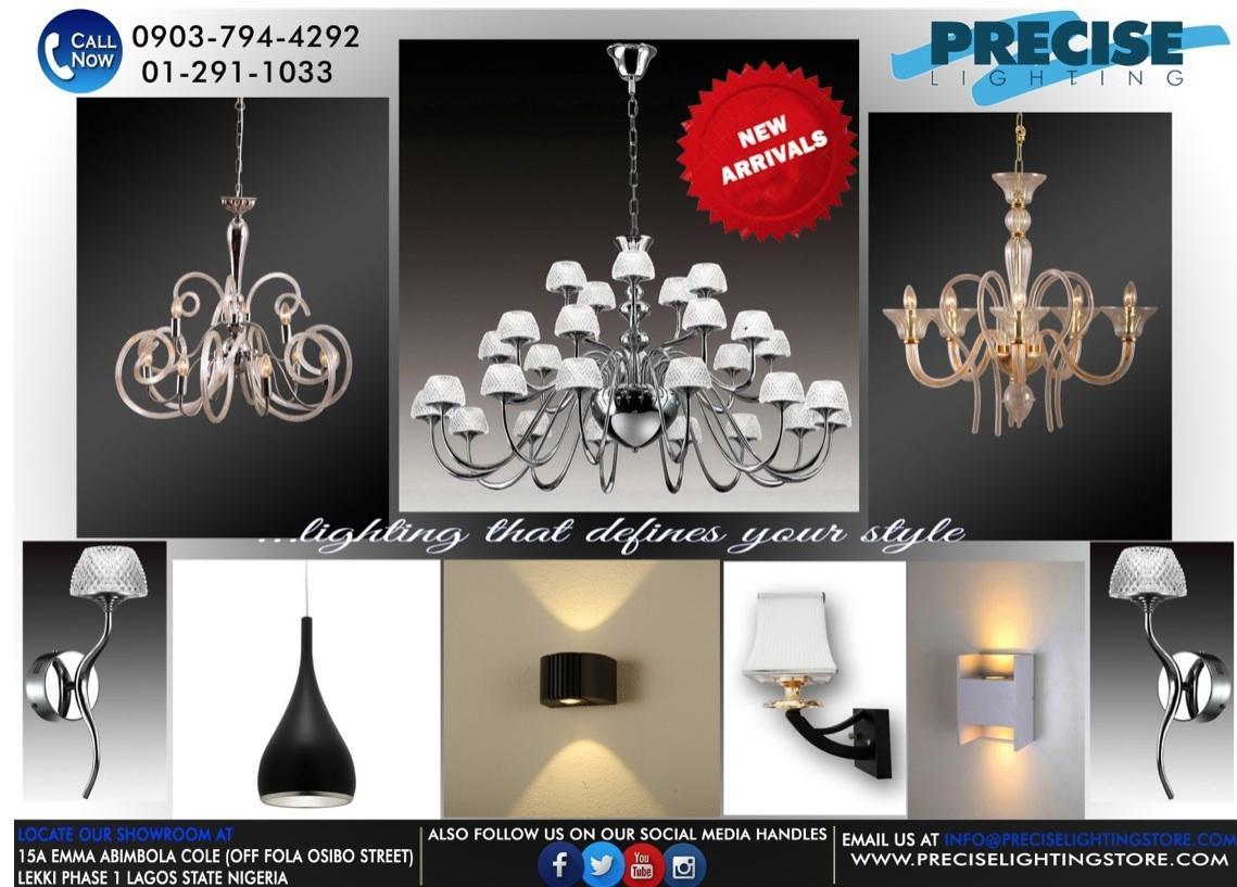 INTRODUCING PRECISE LIGHTING TO ELIMINATE YOUR INTERIOR DESIGN ...