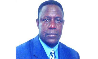Chief Robert Usman Audu