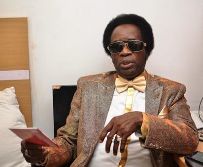 BREAKING: Victor Uwaifo dies at 80