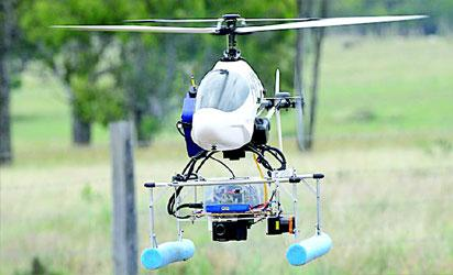 ‎Civil Defence deploys drones to fight pipeline vandalism