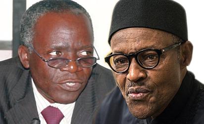 Falana and Buhari