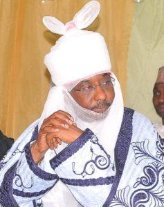 Sanusi Lamido Sanusi, the Emir of Kano