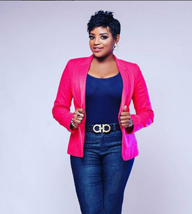 Star actress, Funke Adesiyan, counsels on the gift of big boobs